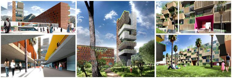Activités en urbanisme et aménagement du territoire ACAD