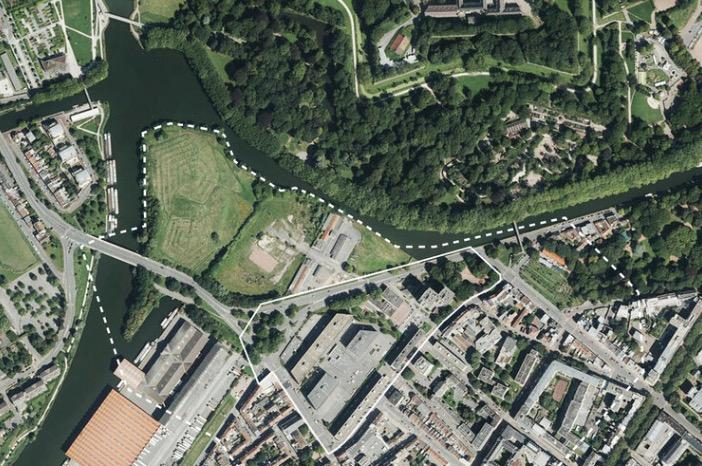 Lille Parc porte de Dunkerque